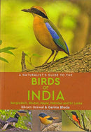Birds of India : Pakistan Nepal Bhutan and Srilanka [Apr 04, 2017] BIKRAM GREWAL [Paperback] BIKRAM GREWAL
