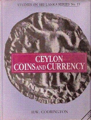 Ceylon ; Coins and Currency [Paperback]