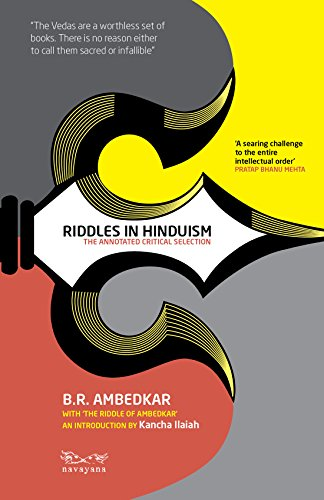 Riddles in Hinduism: The Annotated Critical Selection [Paperback] B.R Ambedkar