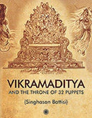 Vikramaditya and the Throne of 32 Puppets [Paperback] Banerjee