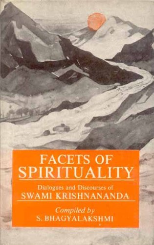 Facets of Spirituality [Hardcover] S. Bhagyalakshmi