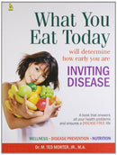 What You Eat Today [Paperback] Dr. M. Ted Morter,Jr.