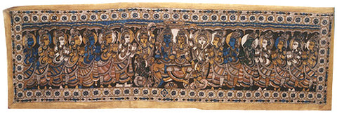 Ram and Sita with Companions 70""