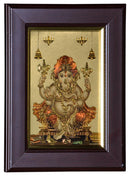 Blessing Ganapati Photo Frame