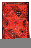 Red Magic - Kutch Tribal Wall Hanging