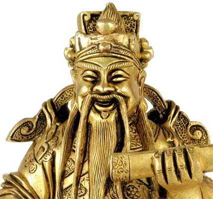 Lu Xing - Chinese God Of Happiness & Good Luck