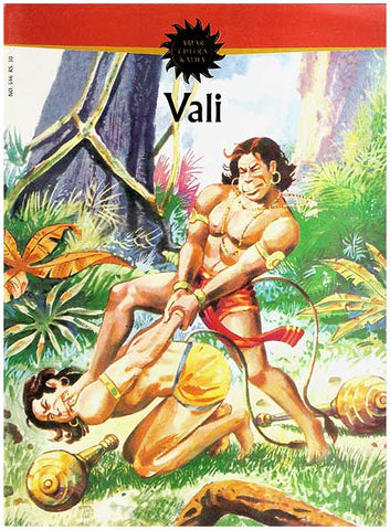 Vali - Paperback Comic Book