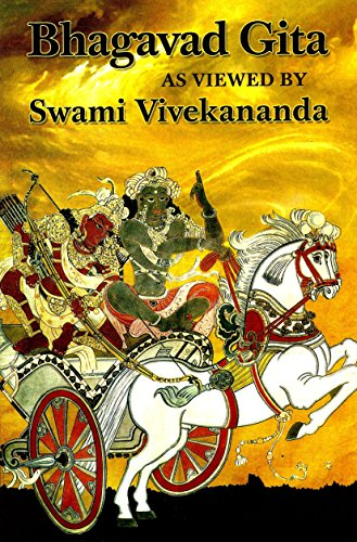 Bhagavad Gita As Viewed by Swami Vivekananda [Paperback] Swami Vivekananda
