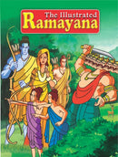 The Illustrated Ramayana [Paperback] Wilco Books