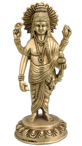 Physician of The Gods Lord Dhanvantari 8""