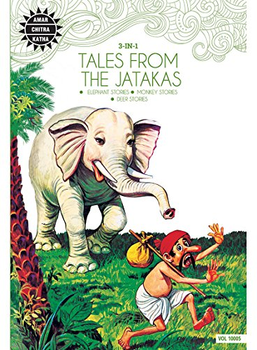 Tales From the Jatakas (3 in 1 Series) [Paperback] Anant Pai