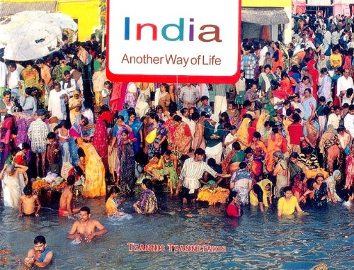 India: Another Way of Life [Hardcover] Tzannis Tzannetakis