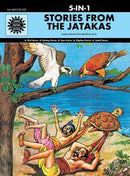 Stories From the Jatakas, 5 in 1: (Amar Chitra Katha 5 in 1 Series) [Hardcover] Anant Pai