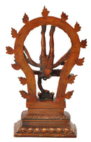 Unique Dancing Shiva Nataraja Antiquated Figure