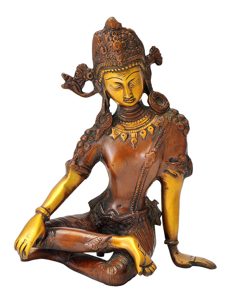 Chief of The Devas - Lord Indra Dev 9.50""
