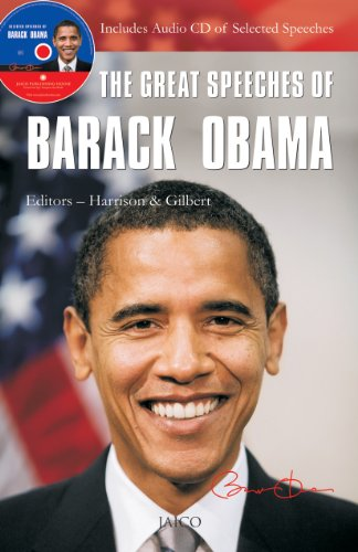 The Great Speeches of Barack Obama