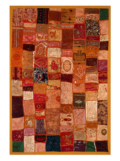 Indian Soil-Tapestry Wall Decor