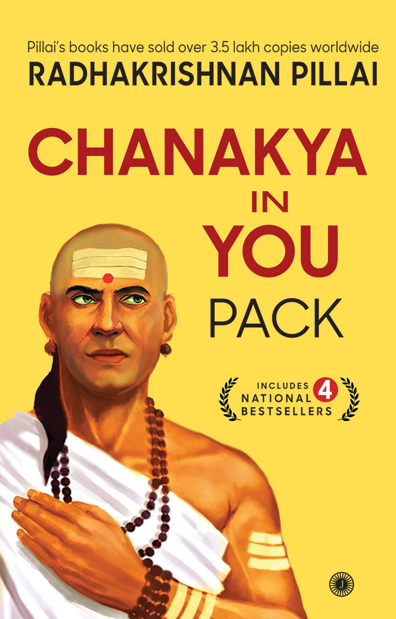 Chanakya in You Pack (4 Volumes)