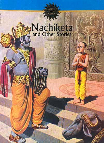 Nachiketa and Other Stories