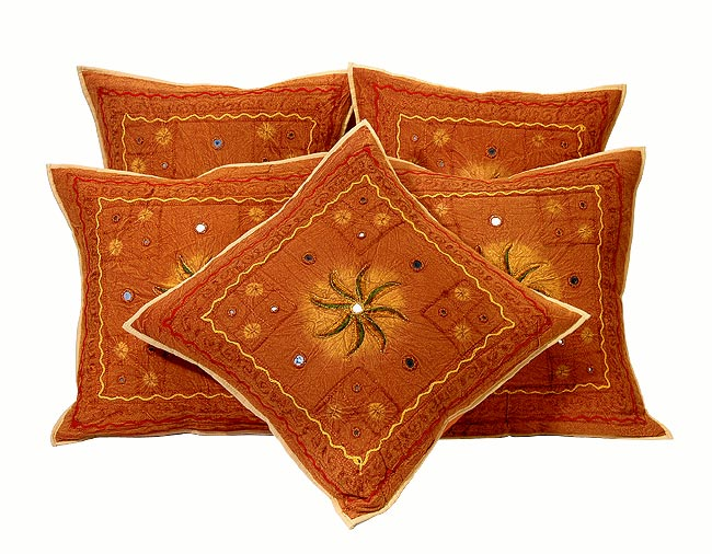 The Sunny Day - Cushion Cover Set of - 5
