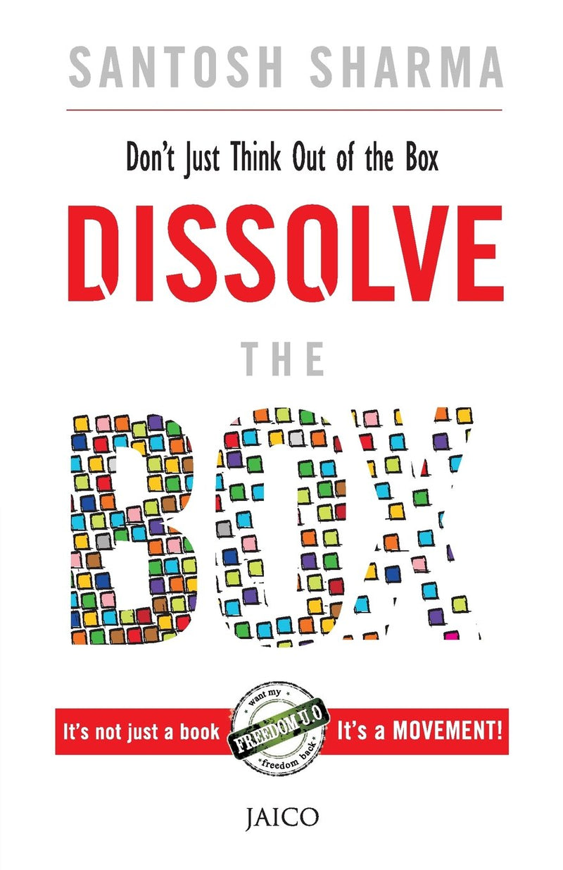 Dissolve the Box (Second Edition)
