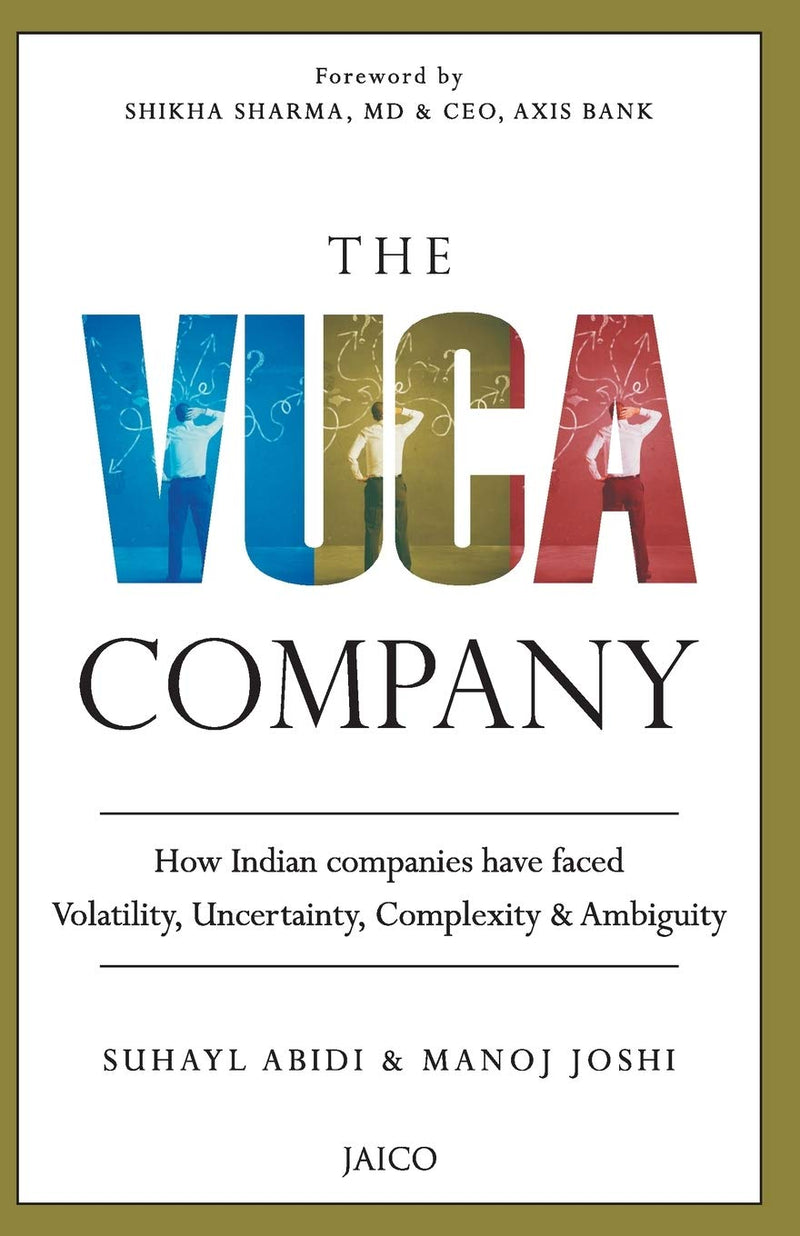 The VUCA Company