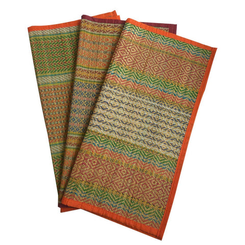 Prayer Mat (Pack of 3) (Multicolor)
