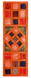 Golden Beach - Tapestry Wall Hanging