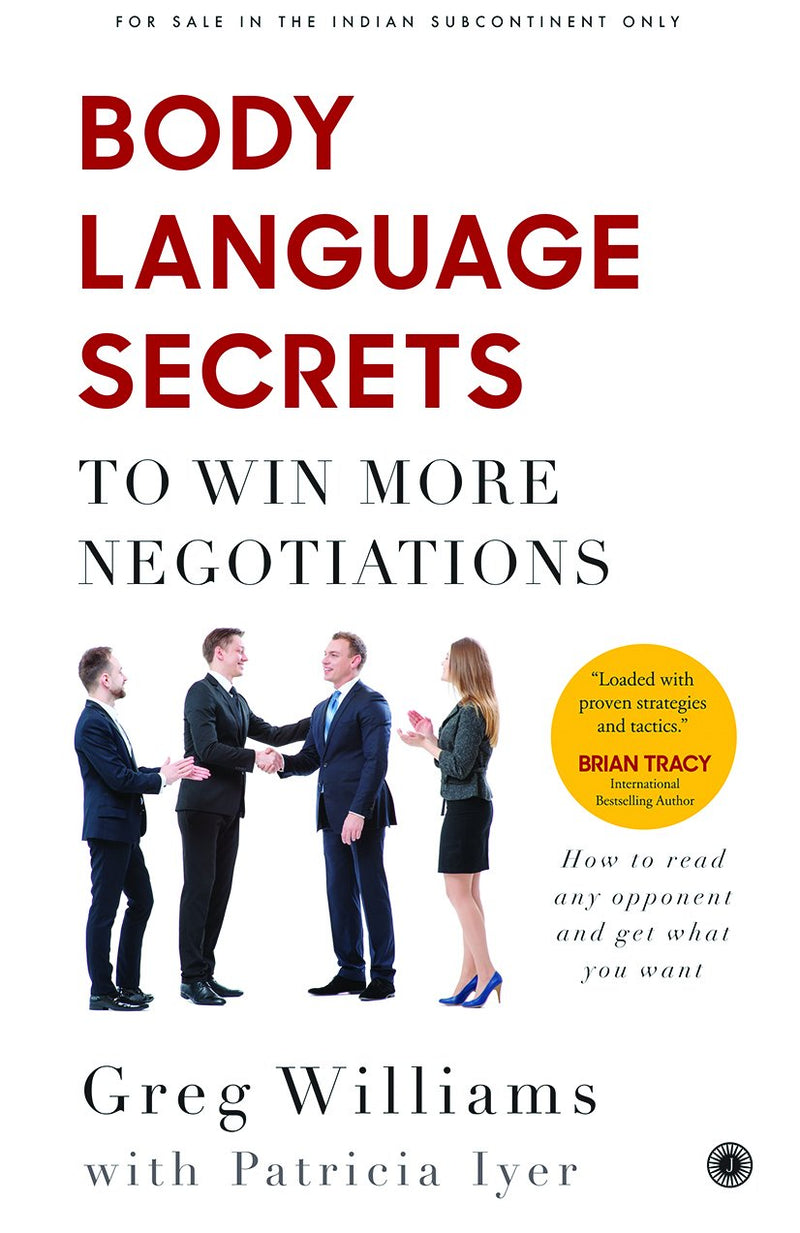 Body Language Secrets to Win More Negotiations