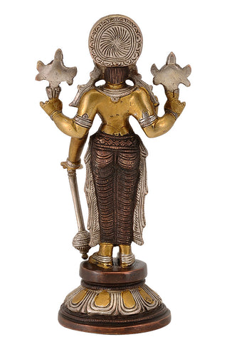 Lord Vishnu The Preserver and Protector of the Univers