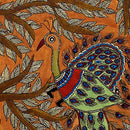 Bird of India - Madhubani Painting