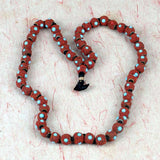 Red Beads Kashmiri Mala