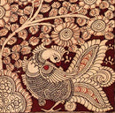 'Tree of Life' Kalamkari Painting