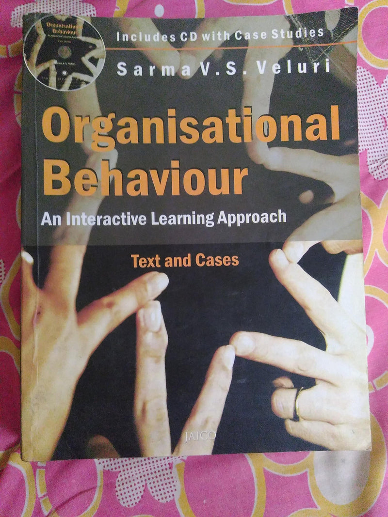 Organisational Behaviour (With CD)