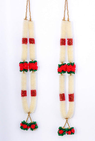 Pair of Bridal Garland