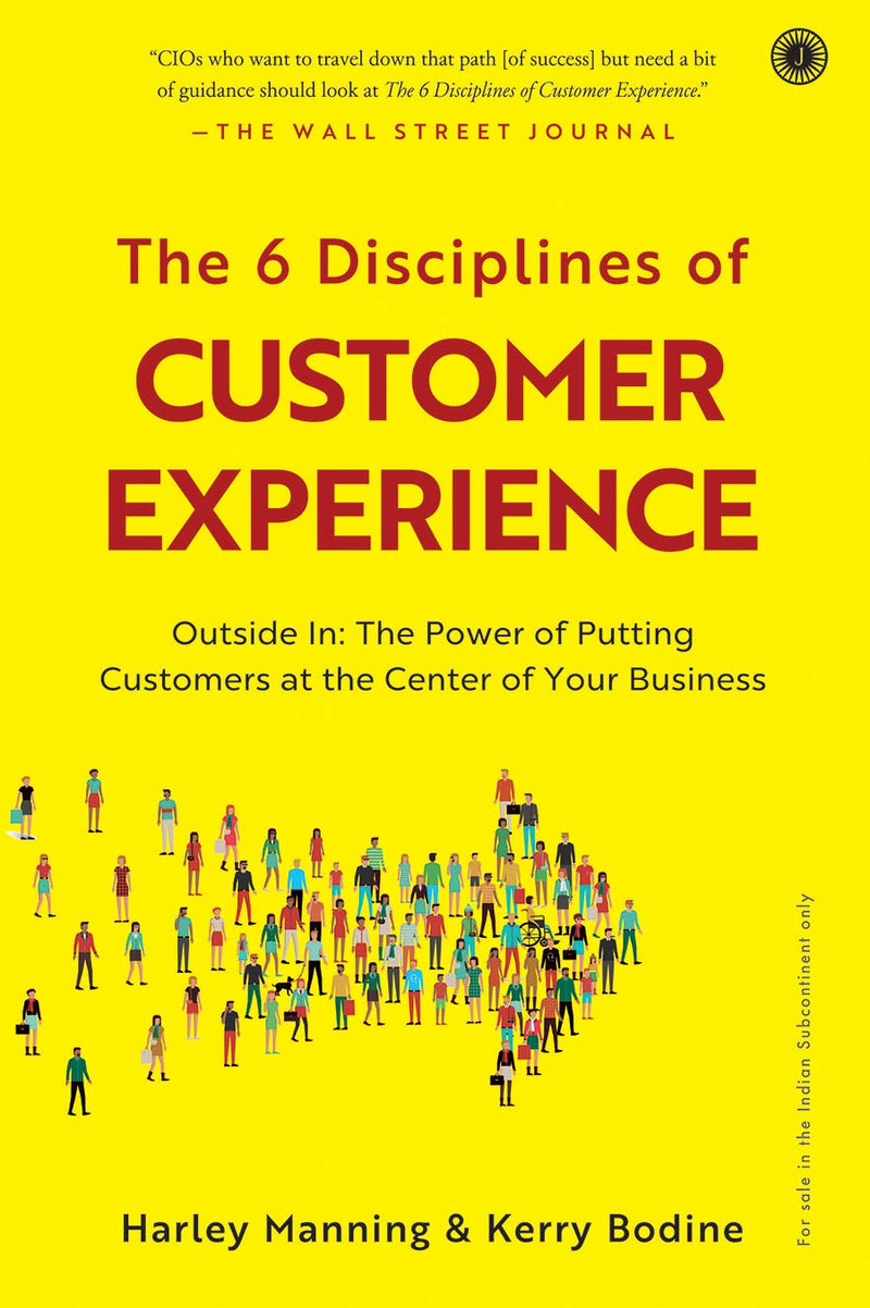 The 6 Disciplines of Customer Experience