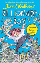 Billionaire Boy - the hilarious children's novel