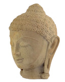 World Preacher Lord Buddha Stone Head