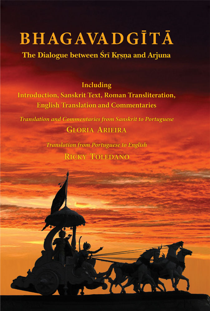 Bhagavadgita: The Dialogue between Sri Krsna and Arjuna