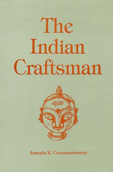 The Indian Craftsman Hardcover