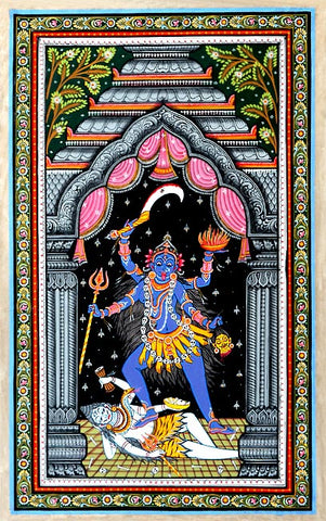 Kali - The Divine Mother 29.50""