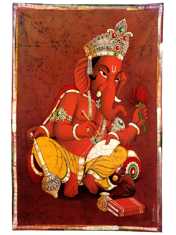 Ganesha - God of Good Beginning