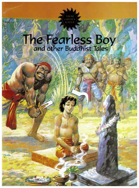 The Fearless Boy and other Buddhist Tales