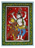 Dancing Couple Shiva Parvati