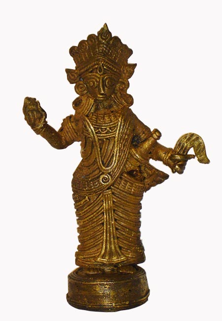 Mother Goddess Dhana Lakshmi