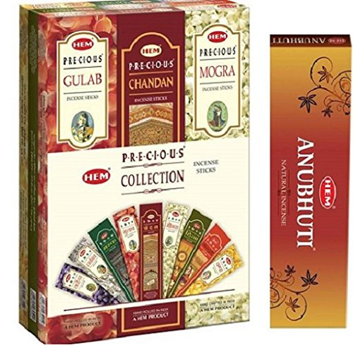 Hem Precious Assorted Incense sticks and Masala Incense stick