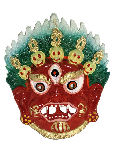 Wall Hanging Decorative Showpiece Traditional Nazar Katta Mahakal Evil Eye Protector