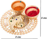 Decorative Haldi Kumkum Holder
