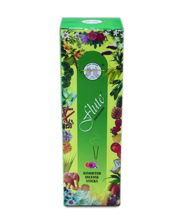 Cycle: Flute Assorted Incense - 25 Packs Combo