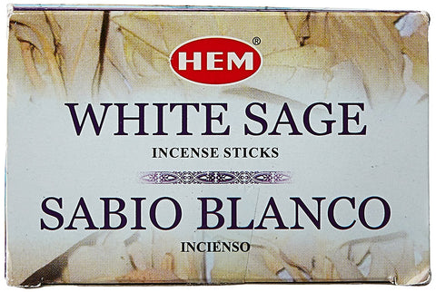 Hem White Sage Incense Sticks